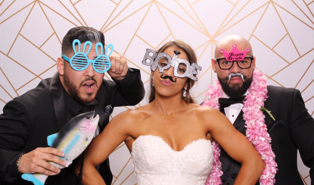 Fun Photo Booth Props For Weddings and Birthdays!